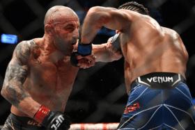 Alex Volkanovski vs Brian Ortega