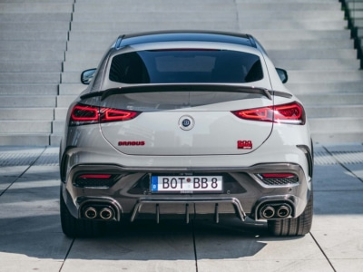 The New Worlds Fastest SUV has Comparatively Tiny Exhaust Tips
