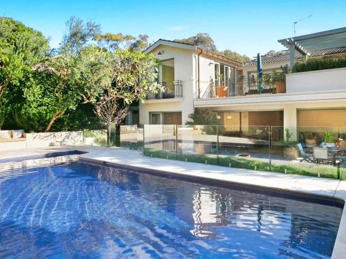 Michael Clarke Vaucluse Mansion