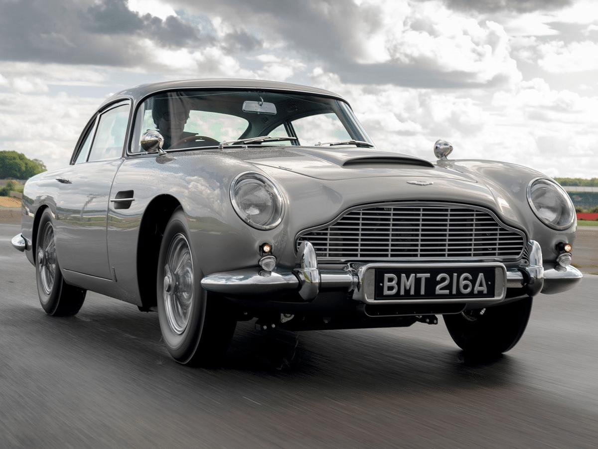 Aston Martin James Bond DB5