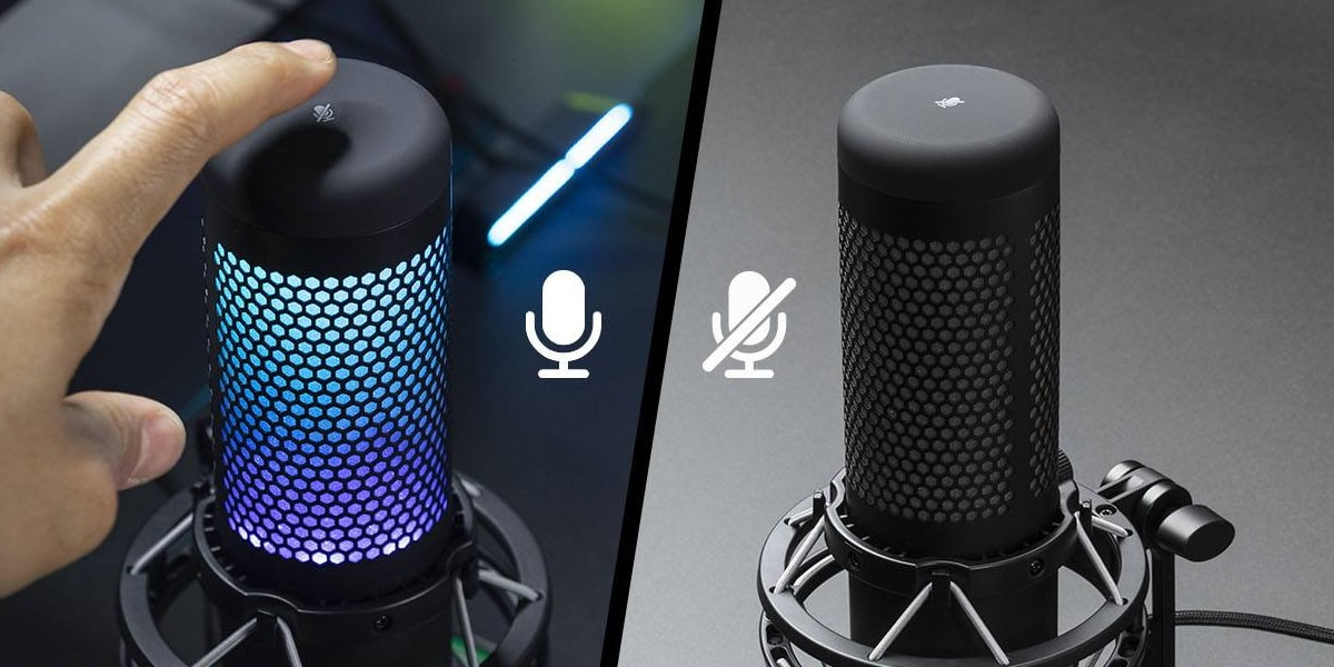 Hyperx quadcast mic review