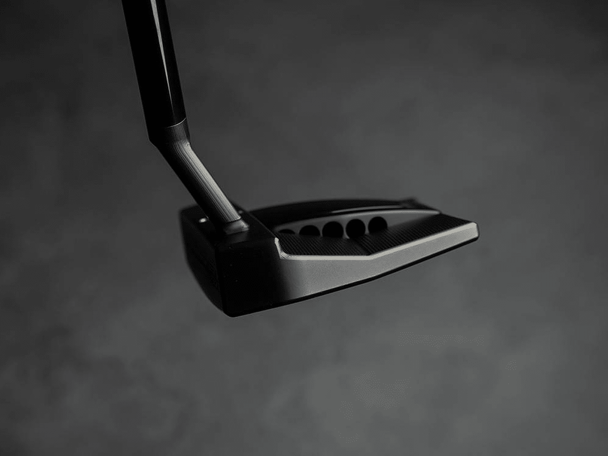 Scotty Cameron Phantom X 9.5 Triple Black Putter