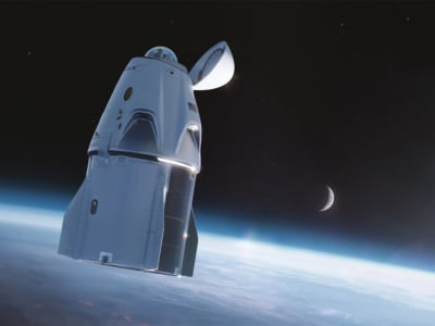 Watch SpaceX Pilot's Breathtaking View of Australia Through Inspiration4's Dome Window