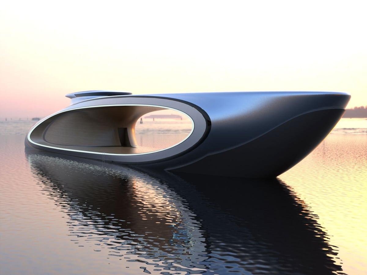 3 lazzarini shape superyacht concept