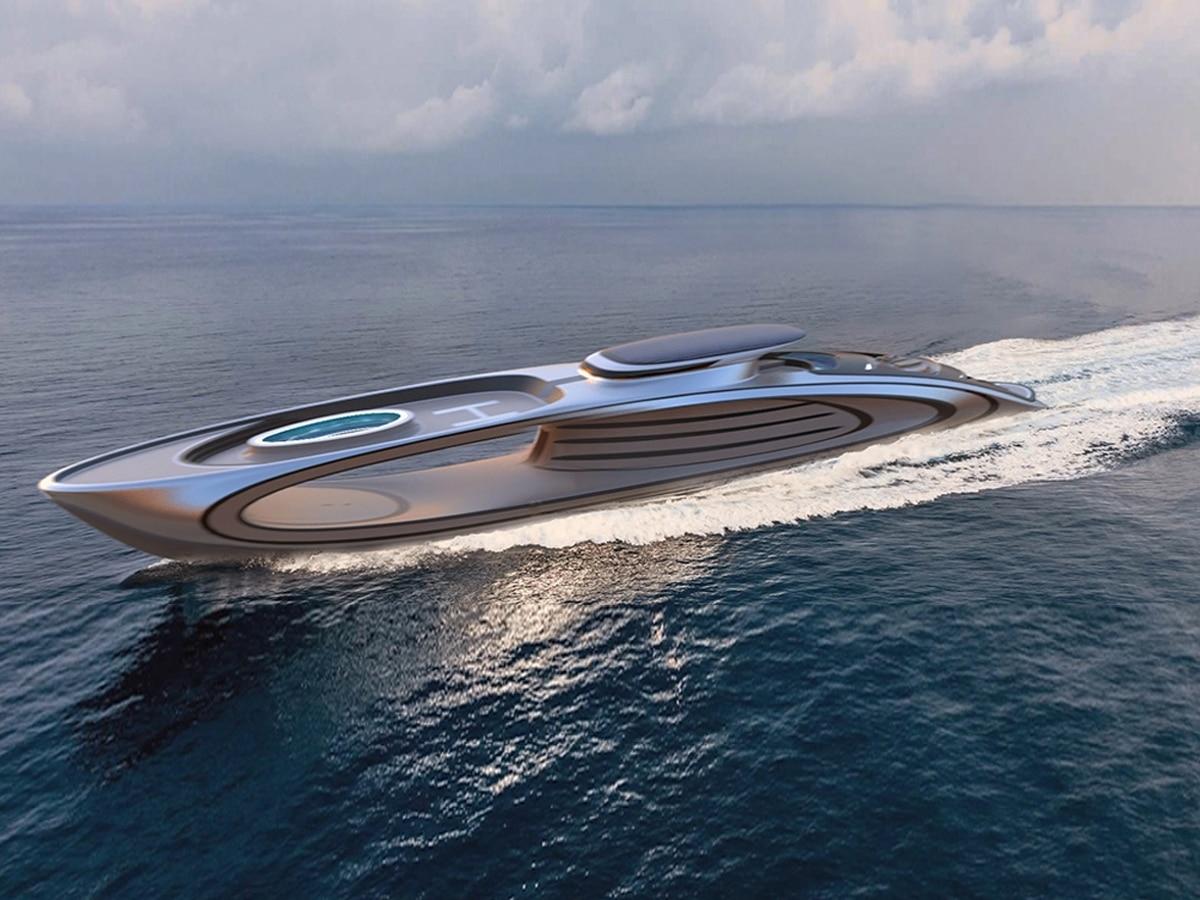 6 lazzarini shape superyacht concept