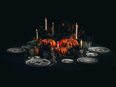 Dior Maison Gets Spooky With Gothic Halloween Homeware Collection