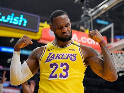 10 Most Jacked NBA Players for 2021