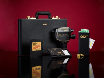 James Bond 007 Secret Agent Attaché Case Returns From Russia With Upgrades