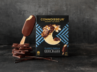 Connoisseur Ice Cream x Koko Black Hits Just in Time for World Dessert Day