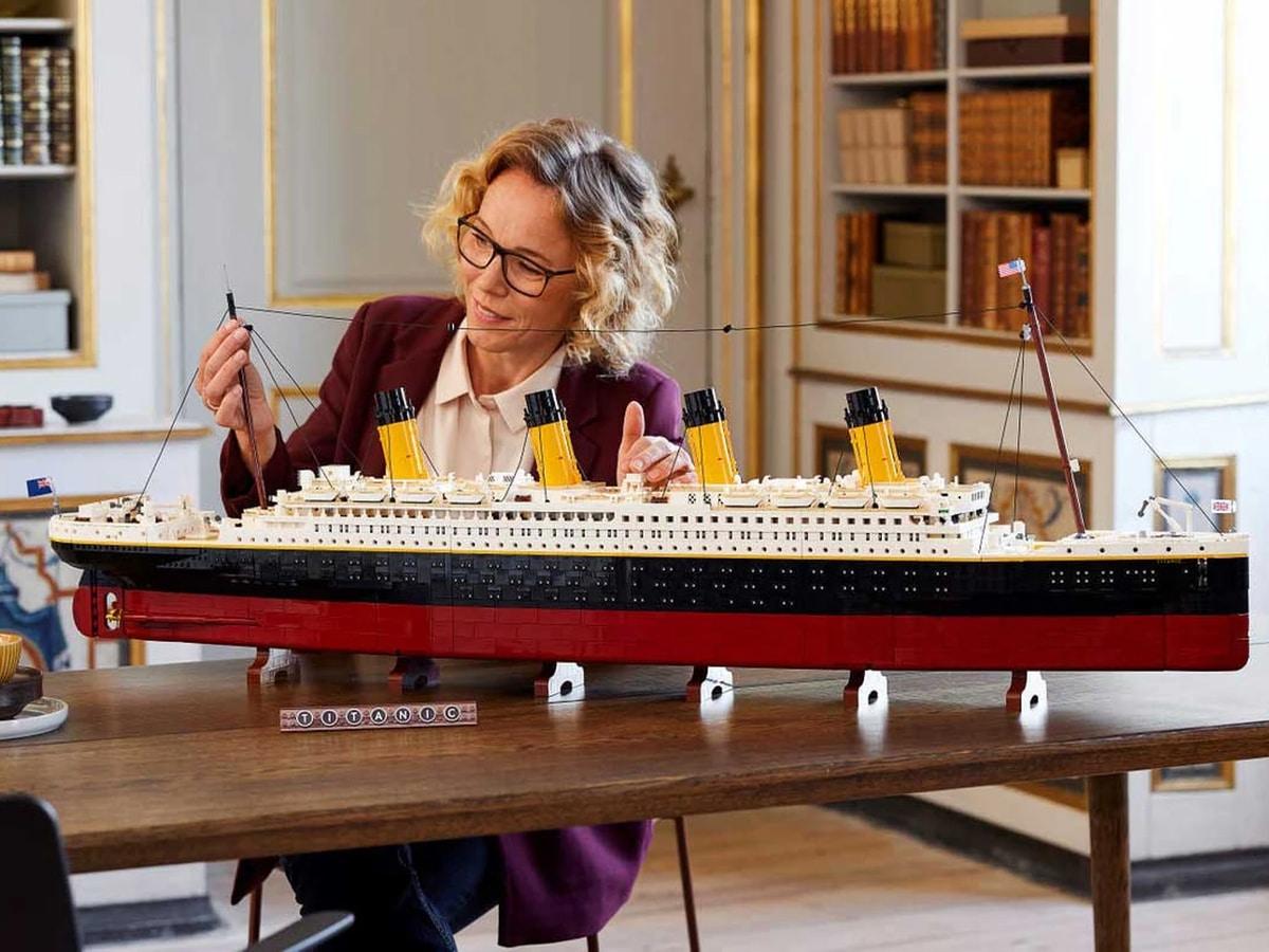 Lego titanic 2