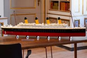 Lego titanic 5