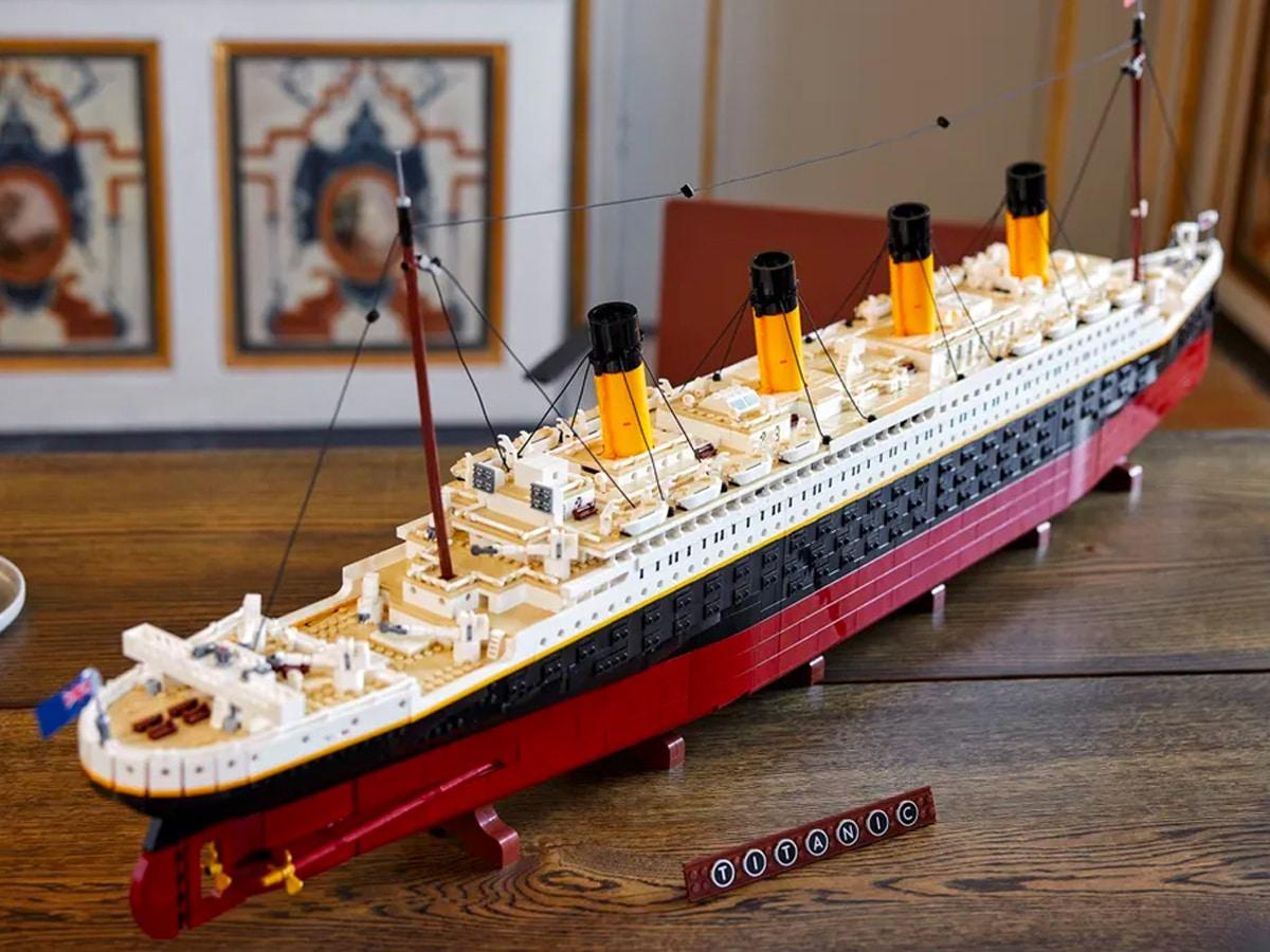 Lego titanic 6