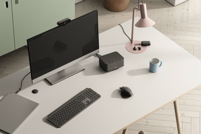 The Logitech $399 All-in-One Docking Station Supercharges Your Home Office