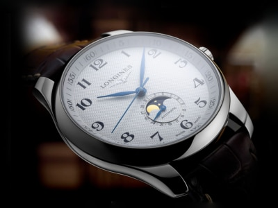 For Him & Her: A Closer Look at the Longines Master Collection Moonphase Watches