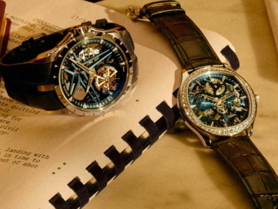 Celebrate Horological Excellence With the Latest MR PORTER Watches & Wonders Campaign