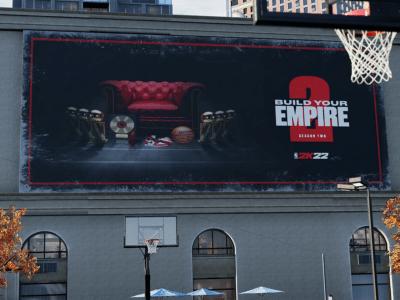 NBA 2K22 Season 2: 'Build Your Empire' Follows the Steps of Michael Jordan