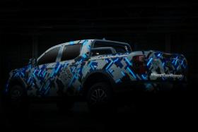 New ford ranger leak