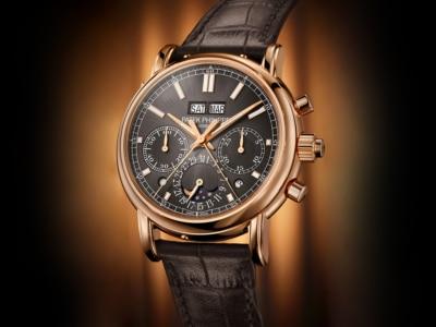 Patek Philippe Unveils $400,000 Split Seconds Chronograph with Perpetual Calendar