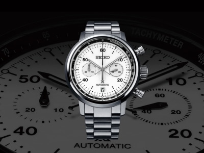 Seiko's Stunning New Chronograph Collection Revives the Speedtimer