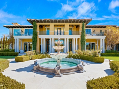 The King of Las Vegas' $32 Million Mansion is Up for Sale