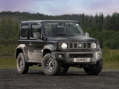Suzuki Jimny Review: A Pint-Sized Off-Roader with Loads of Charm