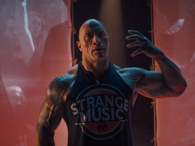 Dwayne 'The Rock' Johnson Drops 'Historic' Rap Debut