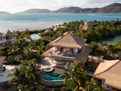 For $23,000 Per Night, You Can Stay on Richard Branson's Private Island