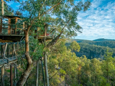 7 Spots for the Best Treehouse Accommodation in NSW