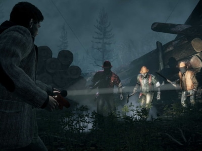 Alan Wake Remastered Revives a Cult Classic in 4K