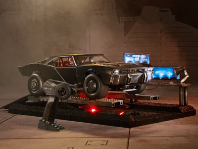 This Remote-Controlled Batmobile is an Adult Collector's Wet Dream