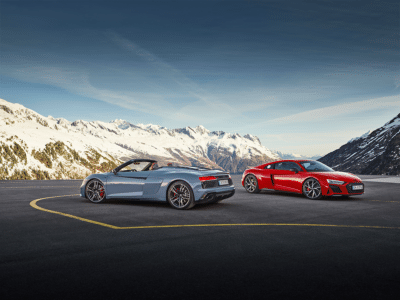 Long Live the Audi R8 V10 Performance RWD Coupé and Spyder