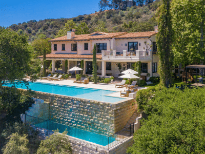 Justin Timberlake's $48 Million L.A. Villa is Up for Grabs