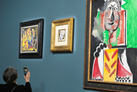 Pablo Picasso Auction MGM Resorts