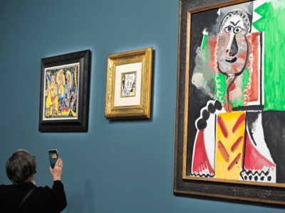 11 Pablo Picasso Paintings Sell for Over $130 million at Las Vegas Auction
