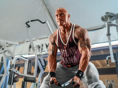 """Rock Your Workout with Dwayne Johnson's New 'Outlaw Mana"""" Collection"""