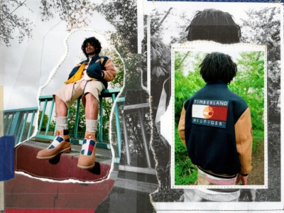 Tommy Hilfiger x Timberland Channels Clean '90s Workwear Aesthetic